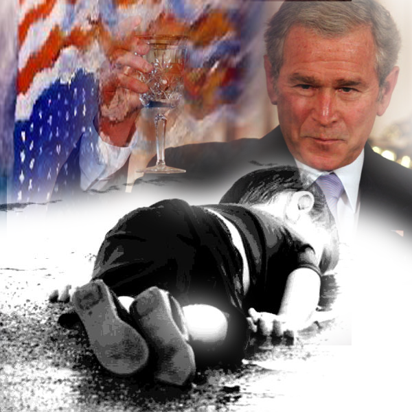 George W. Bush: And American Terrorist