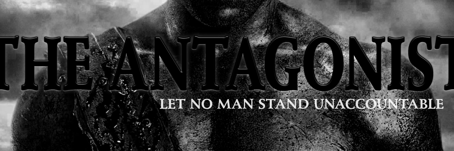Let No Man Stand Unaccountable